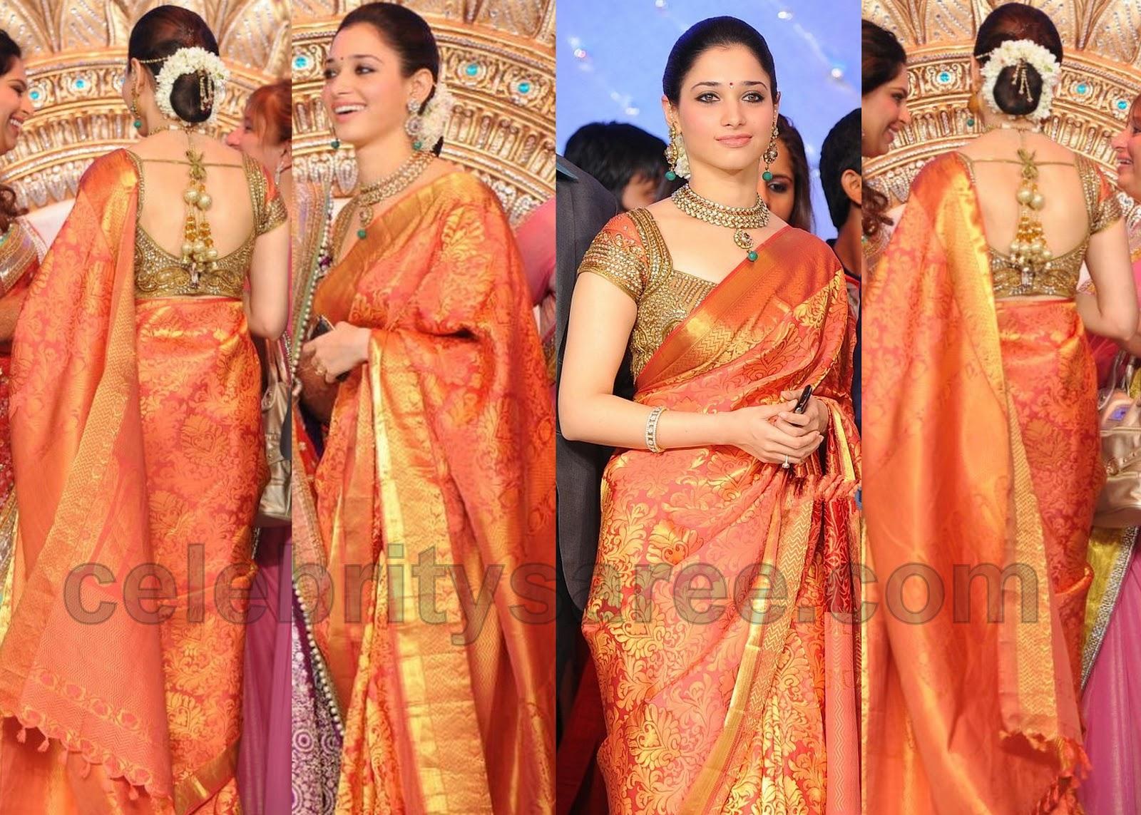 Silk sarees wedding