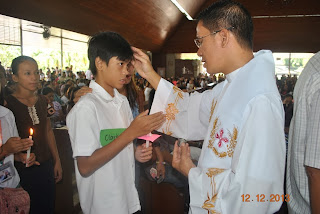 Confirmation Rites