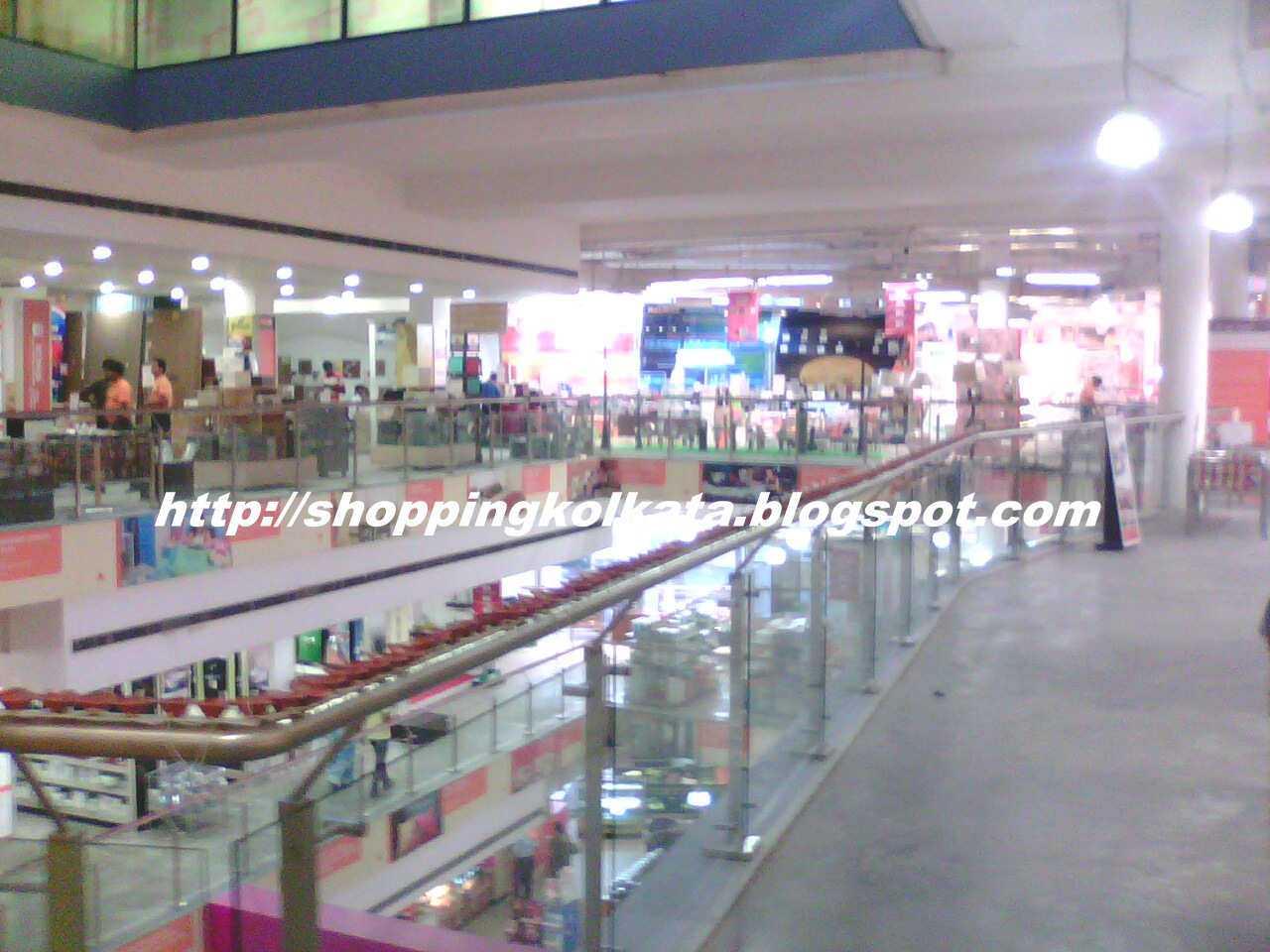 Home Town Mall At New Town Kolkata Inside Image
