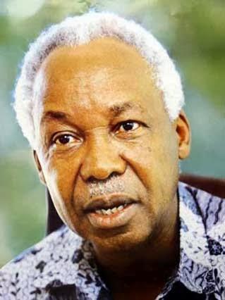 Julius Kambarage Nyerere.