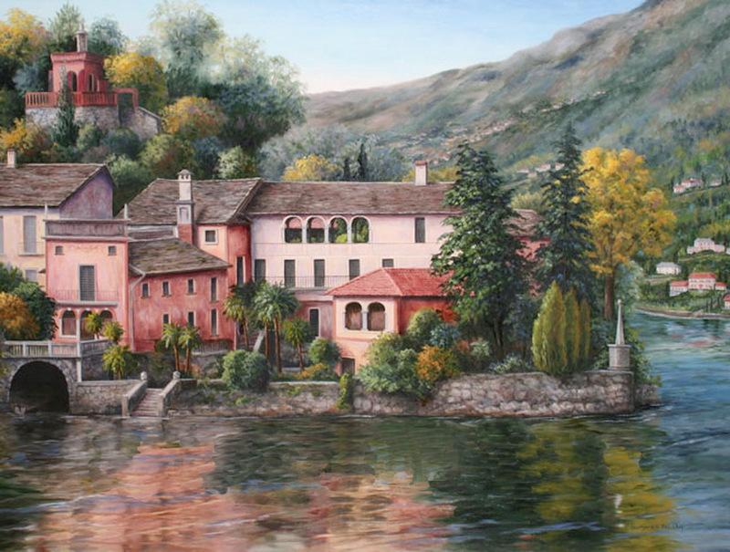 Картинки для декупажа. Цветы и домики ...: handmade-paradise.ru/kartinki-dlya-dekupazha-tsvetyi-i-domiki
