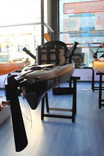 Timon kraken Jacson Kayak