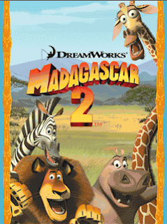 Screenshots of the Madagascar 2: Escape to Africa for java mobile, phone.