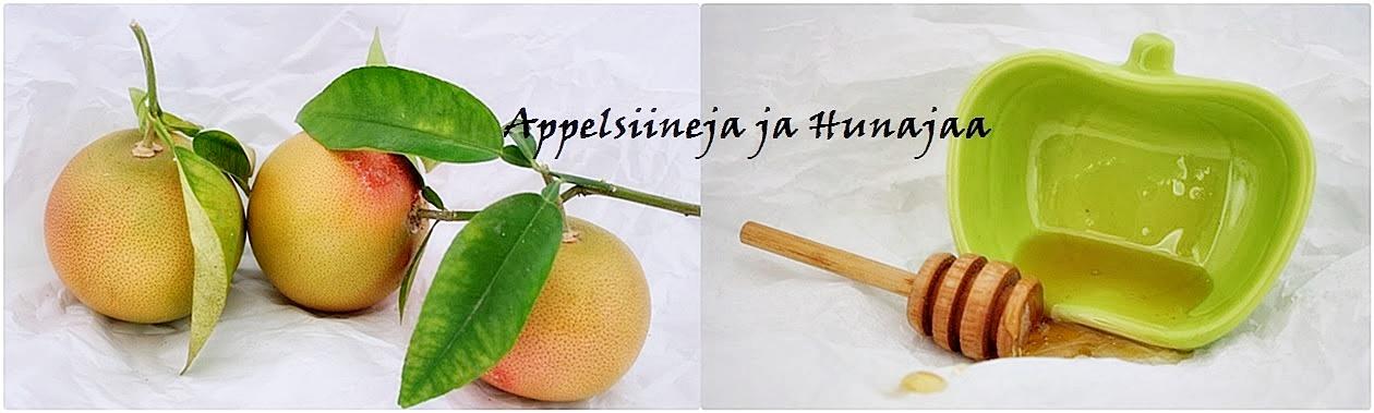appelsiinejahunajaa