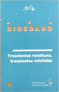 """""""Trecientos veintiuno, tescientos veintidós"""" - Ana Diosdado"""
