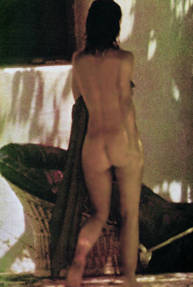 Nude photos of Jackie O that caused a global media
