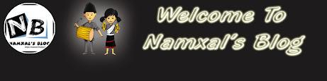 Namxal's Blog...