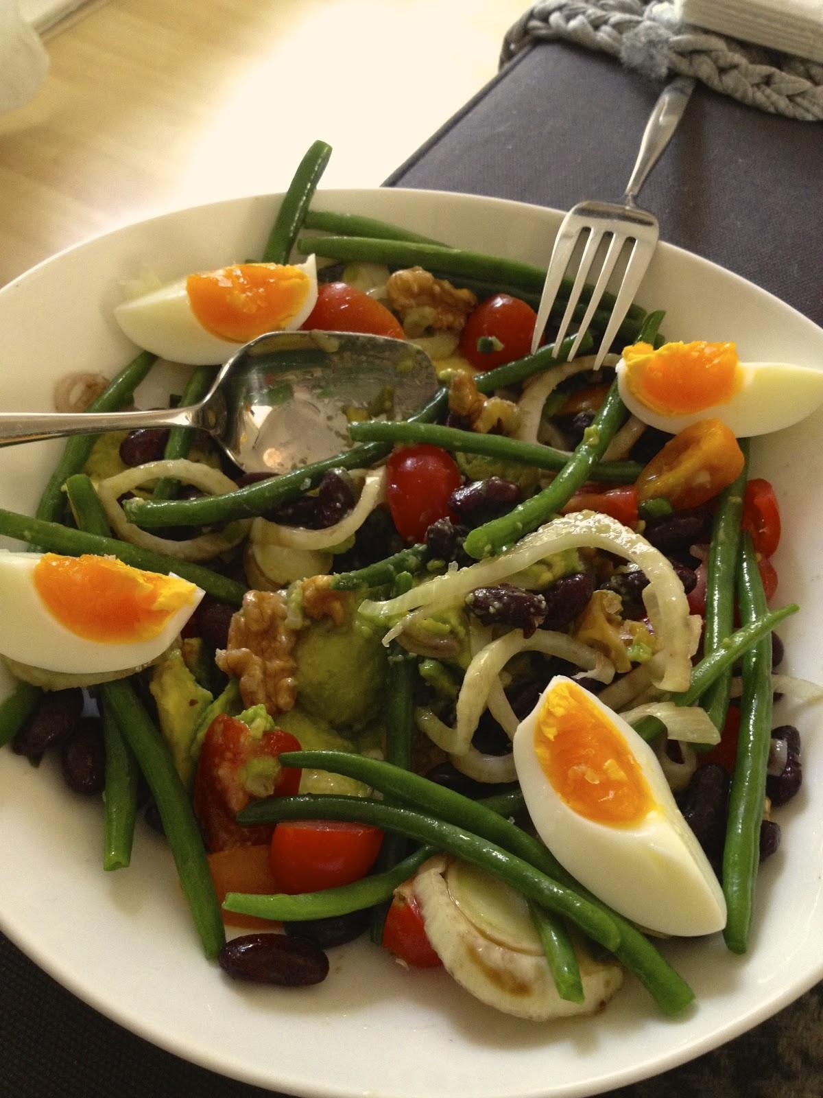 avond salade