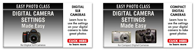 Digital Camera course giveaway on PB&&W