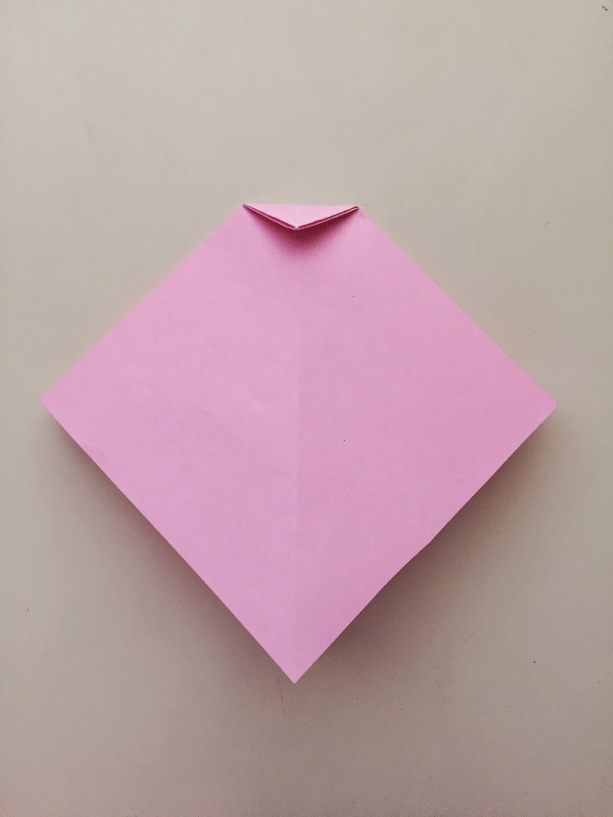Step by Step Picture Guide to DIY Paper Bows