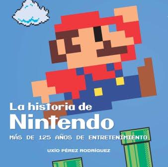 """¡Descubre mi libro! """"La Historia de Nintendo: Más de 125 Años de Entretenimiento""""."""