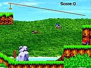 7K7K Sonic, game hoạt hình sonic hay