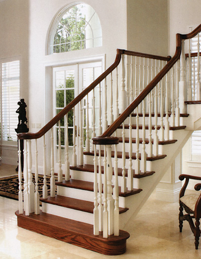Gorgeous Wooden Handrail For Stairs Beautiful Stairs For All Year Melandria 39 S Musings