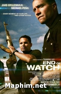 Tàn Cuộc - End of Watch 2012