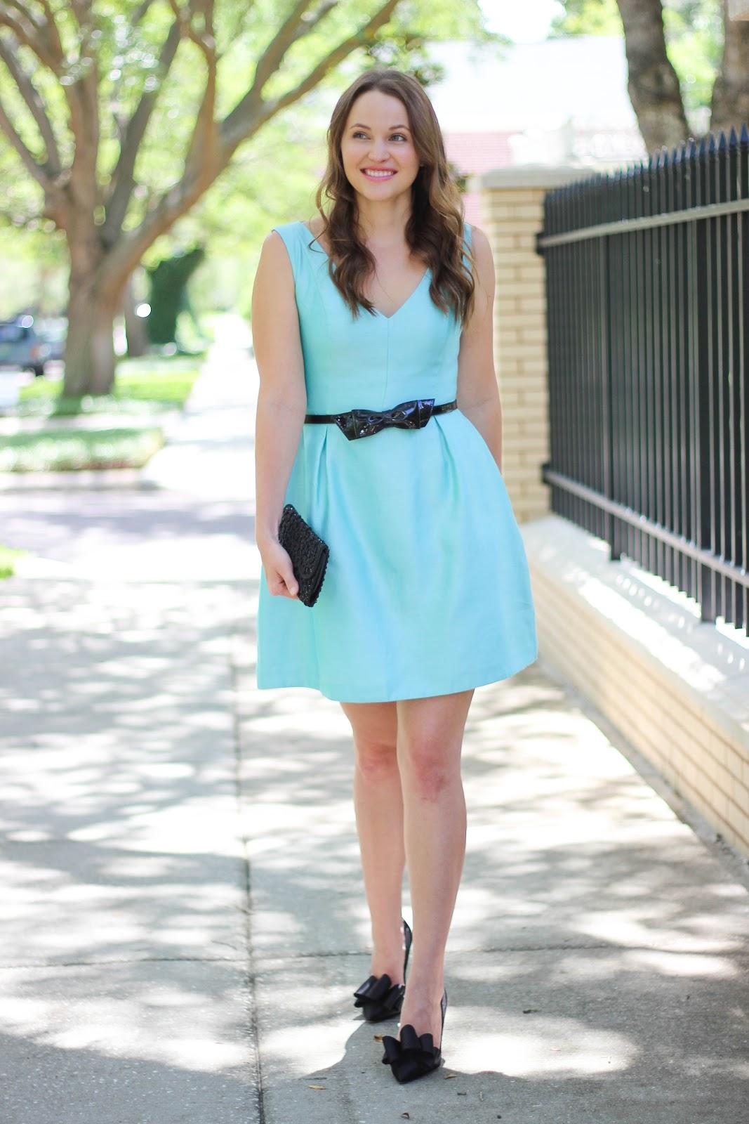 Kelly Elizabeth Style: Kate Spade Dress