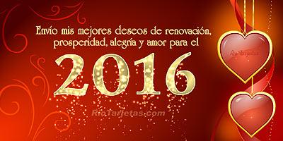 Feliz Año Nuevo 2016 Imágenes Fotos