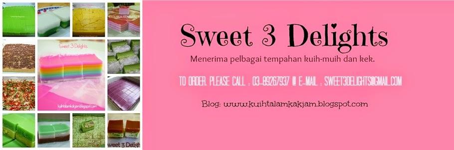 Sweet 3 Delights
