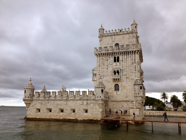 Belem Tower on Semi-Charmed Kind of Life