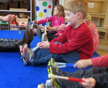 Ten tips for circletime in the preschool classroom