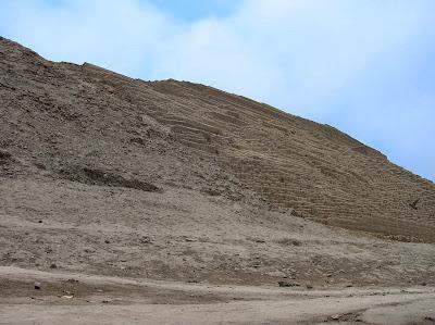Excavaciones de Huaca Pucllana, Lima, Perú, La vuelta al mundo de Asun y Ricardo, round the world, mundoporlibre.com