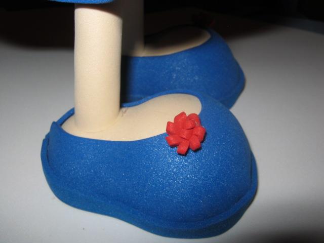 Patron ES Para Zapatos De Fofuchas