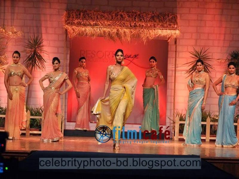 Bangladeshi+Somani%2527s+Resort+Ramp++Silhouettes+2014+Hot+Ramp+Girls+Fashion+Show+Photos+010