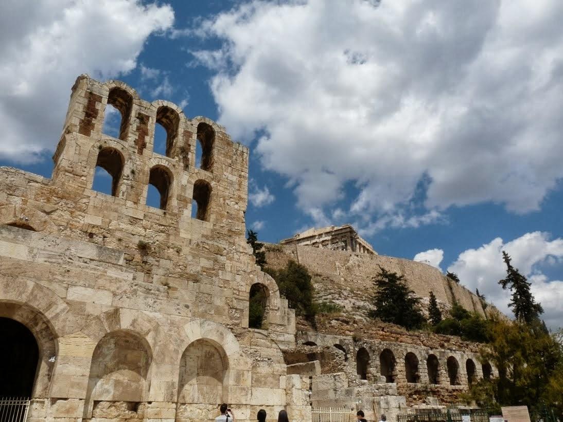 雅典 (Athens) ~ 希腊 (Greece)