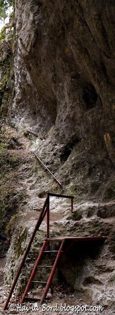 scara in canionul 7 scari