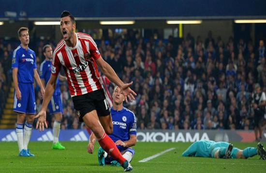 Chelsea 1 x 3 Southampton - Premier League 2015/16