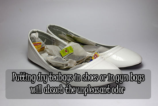 Remedy for Stinking Shoes
