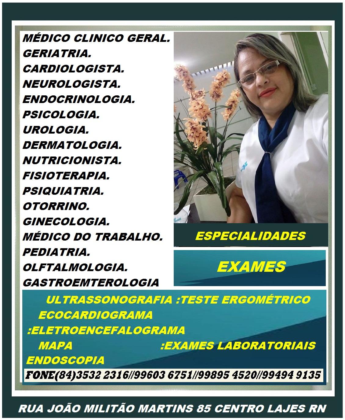 ESP. CLINICA RENASCER LAJES RN