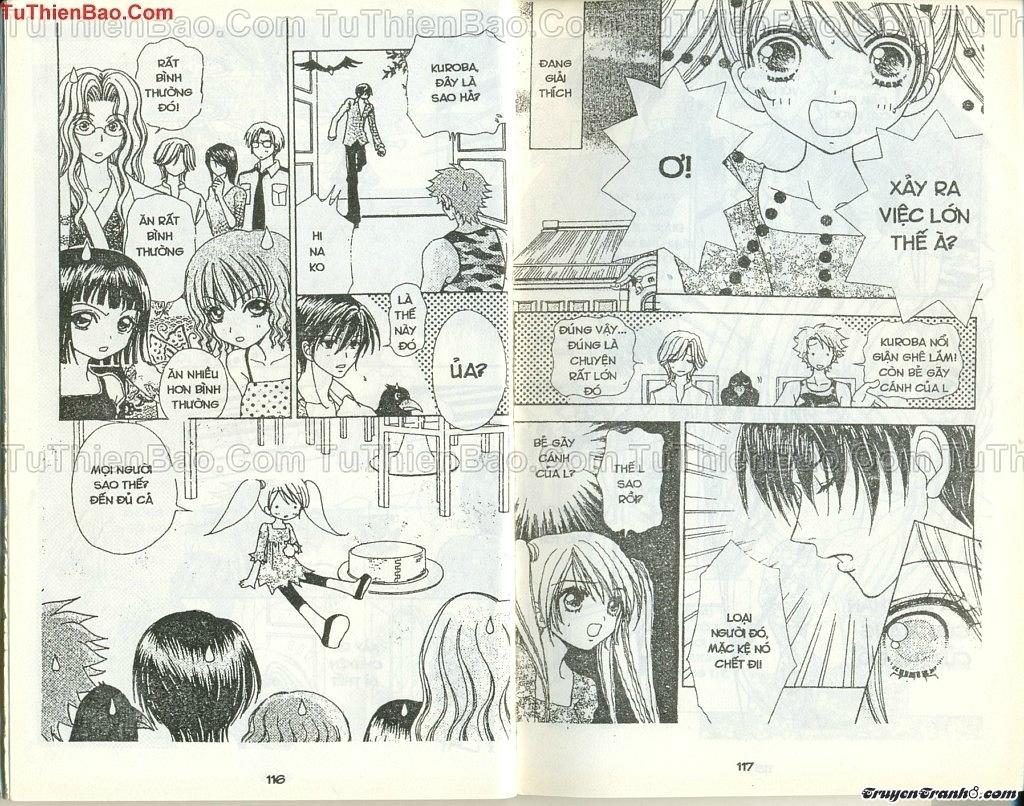 Quái Vật đáng Yêu - Love Monster Chap 42 Trang 8