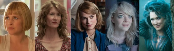 Melhor Atriz Coadjuvante - Oscar 2015