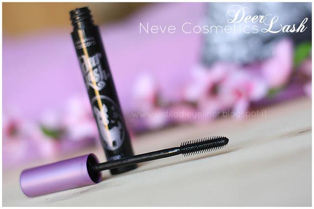 DeerLash - Neve Cosmetics: Preview