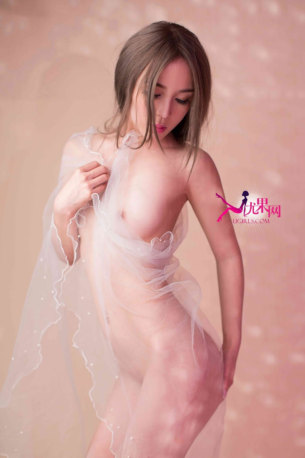 asian female model thonged