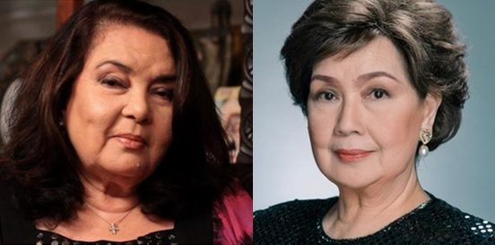 Movie queen Amalia Fuentes quits Muling Buksan Ang Puso which is supposed to be her reunion project with another queen Susan Roces