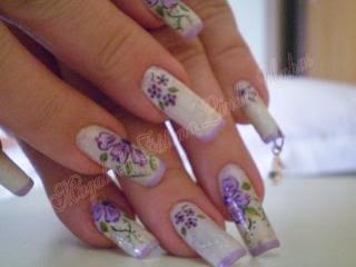 ver uñas decoradas faciles, bonitas y modernas, para descargar con diseños lindos, hermosas,sencillas y modernas