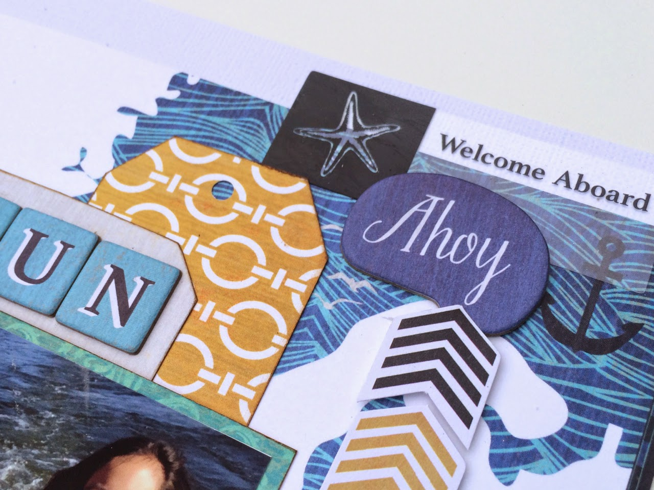 Virginia Nebel: New! Basic Grey Adrift And Prism Collections