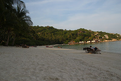 Playa de Koh Tao - Viaje a Tailandia