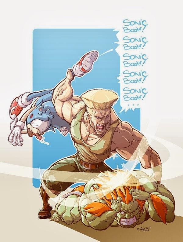 guile-street-fighter-blanka-sonic