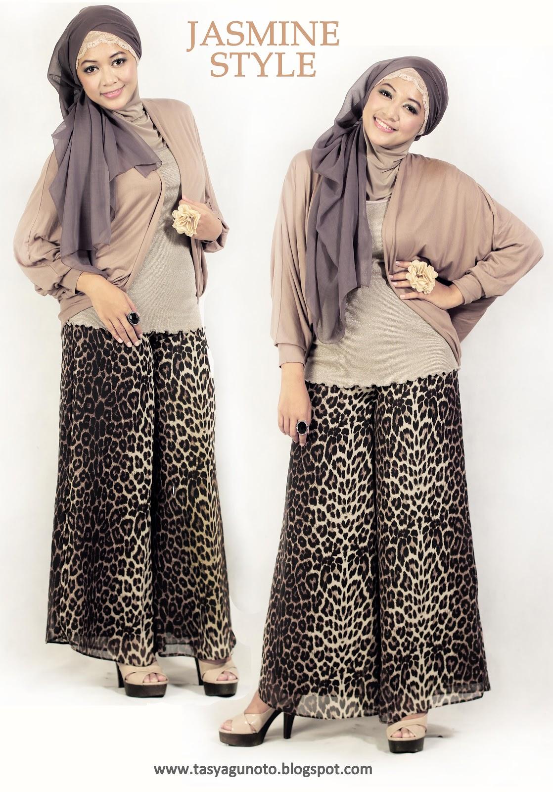 Hijab Tutorial Paris Jasmine Style Hijab Trade Fashion