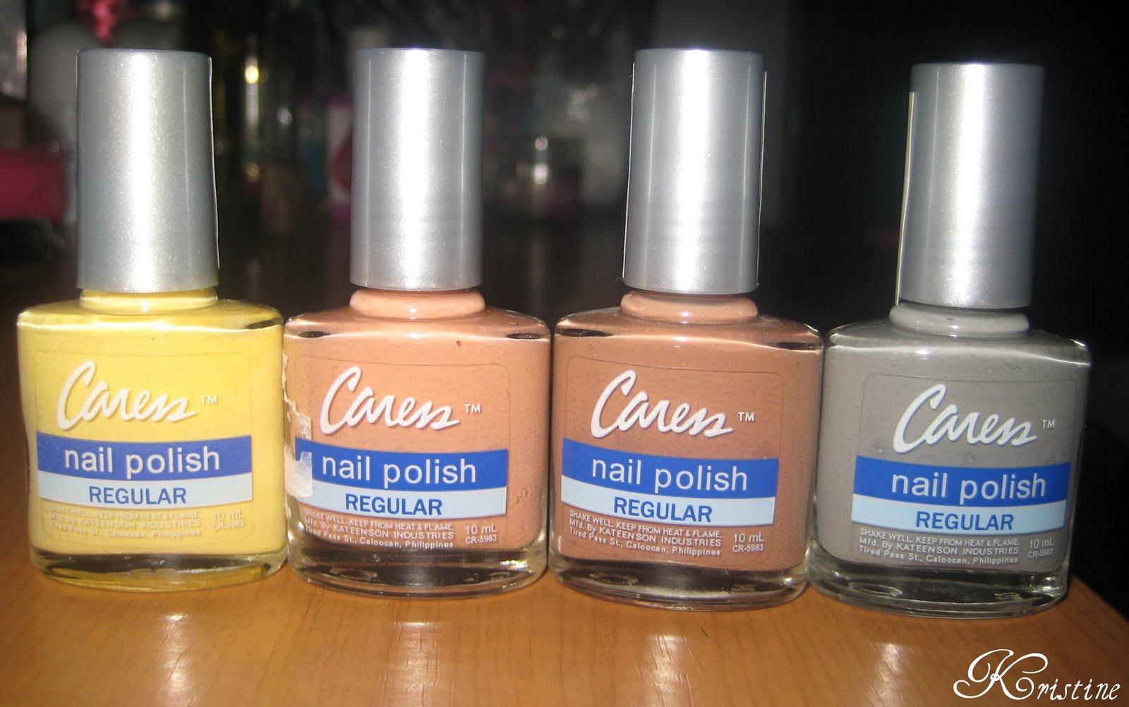 Real Asian Beauty: Nail Polish Mini Haul