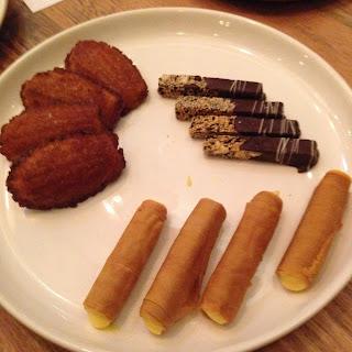 olea, electra house, adelaide, king william, greek, dinner, degustation, pastries, dessert, sweets