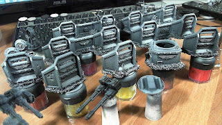 Aegis Defence Line, Quad gun, Icarus lascannon