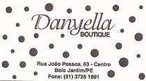 Danyella BOUTIQUE - Rua João Pessoa, Nº 63, Centro - FONE: 3726 - 1891
