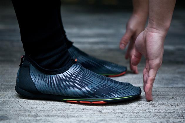 Adidas Adipure Adapt Ninja Running Shoes