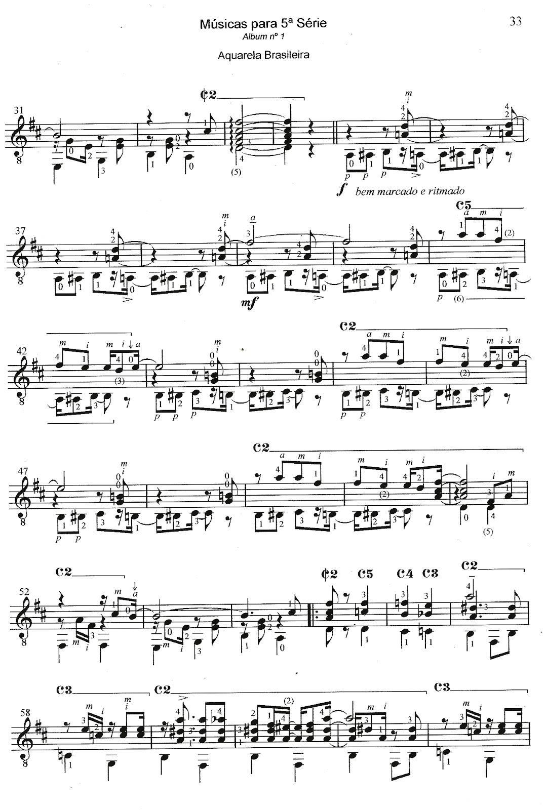 do a deer piano pdf