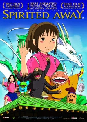 Spirited Away 2001 animatedfilmreviews.filminspector.com