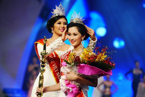 SCTV đồng tài trợ cho cuộc thi Hoa hậu Việt Nam 2014