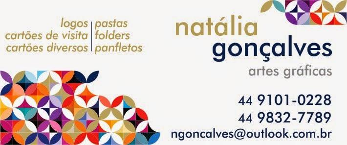 Natália Gonçalves - Arte Finalista